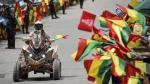 Rally Dakar: peruano Alexis Hernández gana quinta etapa y lidera competencia - Noticias de federico villagra