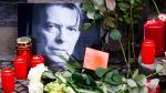 El mundo rinde homenaje a David Bowie - Noticias de david byrne