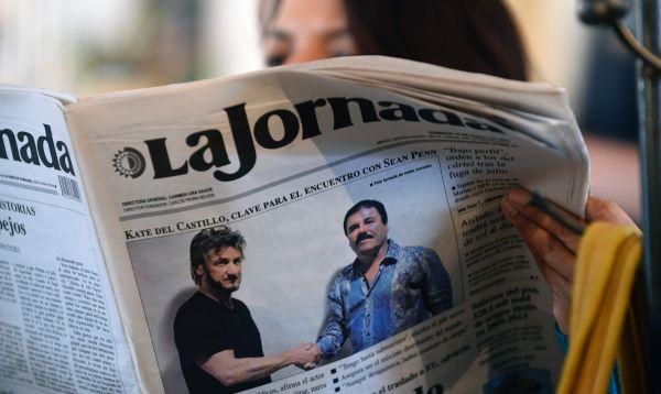 """Las camisas de """"El Chapo"""" arrasan en Los Ángeles - Noticias de rolling stone"""