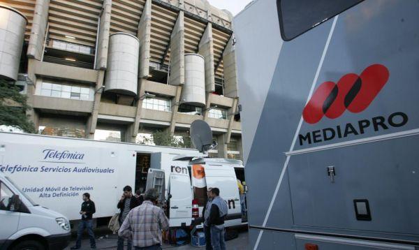 Telefónica compra a Mediapro derechos de fútbol por 2,400 millones de euros - Noticias de segunda división b