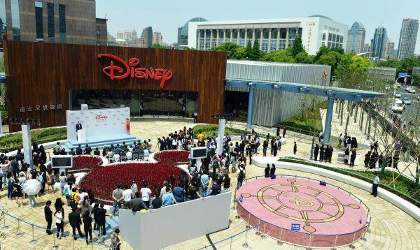 Disney abrirá en junio su parque temático en Shanghai - Noticias de robert iger