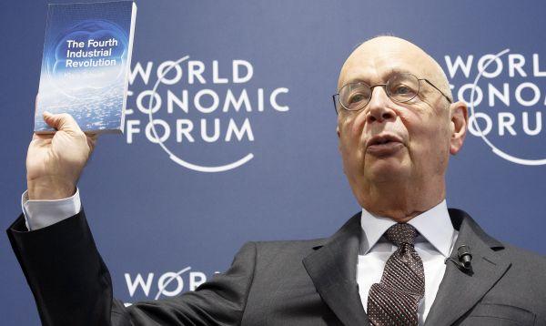 WEF presenta programa para su reunión anual en Davos - Noticias de klaus schwab