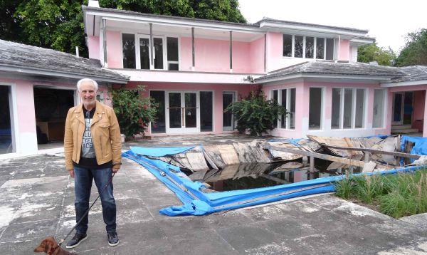 Antigua mansión de Pablo Escobar en Miami será demolida - Noticias de rascacielos