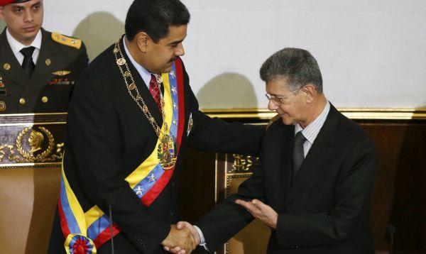 Nicolás Maduro aprobó decreto de emergencia para enfrentar crisis en Venezuela - Noticias de simon bolivar chavez