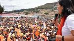 Keiko Fujimori propone hacer accionistas a las comunidades vecinas a proyectos mineros - Noticias de roque benavides