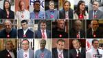 Elecciones 2016: Las hojas de vida de los 19 candidatos a la Presidencia - Noticias de renzo trujillo castillo