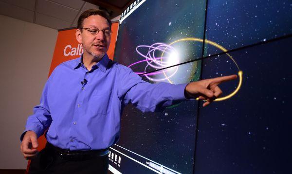 Hallan un posible noveno planeta en el Sistema Solar - Noticias de caltech