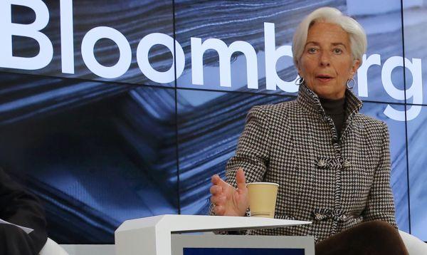 Lagarde: China debería mejorar su comunicación con los mercados financieros - Noticias de fmi