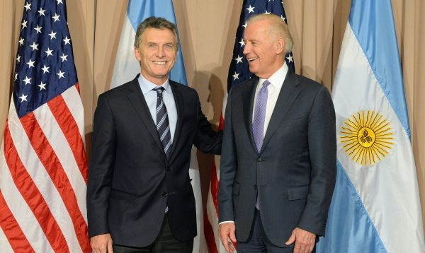 "Argentina busca relación ""pragmática"" con Estados Unidos - Noticias de joe biden"