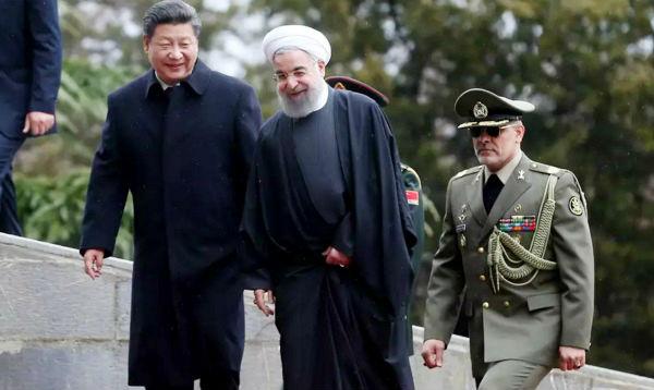 """Presidentes de China e Irán acuerdan pacto """"estratégico"""" - Noticias de hasan rohani"""