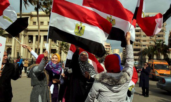 Egipto marca el quinto aniversario de alzamiento contra Mubarak - Noticias de mohamed morsi
