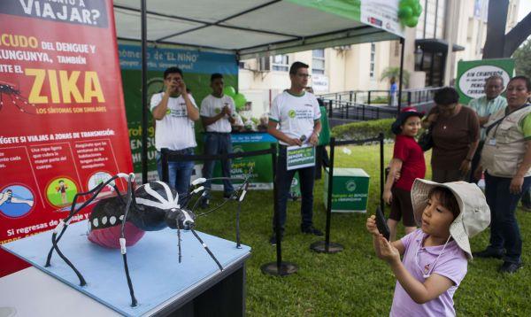 Perú se atrinchera a la espera del zika - Noticias de percy minaya