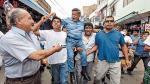 César Acuña propone controlar tipo de cambio, precio de los alimentos y combustibles - Noticias de conga