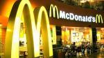McDonald's reporta un alza de 5% en sus ventas trimestrales comparables - Noticias de corp mcdonald