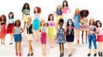 Barbie finalmente adopta cuerpos reales: ahora es voluptuosa, baja y morena - Noticias de body shop