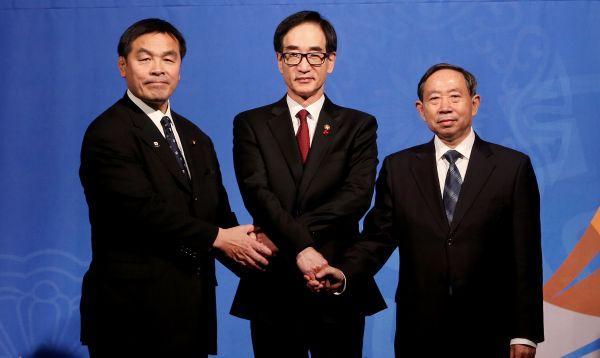 Ministros de Educación de Corea, Japón y China debaten historias de guerras narradas en textos - Noticias de guerra corea