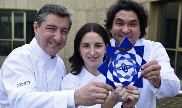 Chefs Gastón Acurio y Joan Roca presentan premio culinario para las buenas causas - Noticias de joan roca