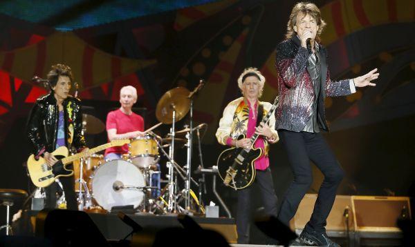 Rolling Stones encendieron Chile en apertura de su gira 'América Latina Olé' - Noticias de luz artificial