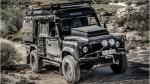 Adiós al legendario todoterreno Land Rover Defender - Noticias de jim collins