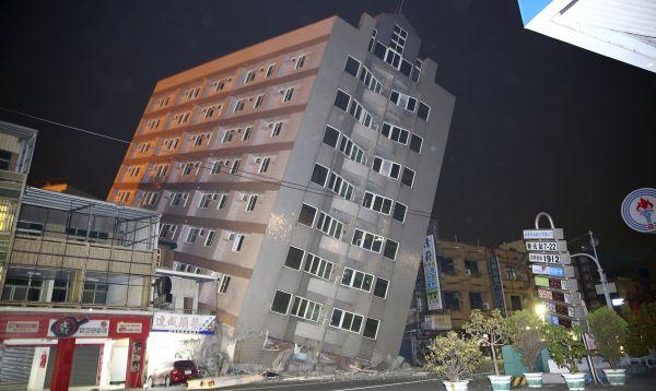 Sismo de 6.4 grados de magnitud sacude el sur de Taiwán - Noticias de usgs