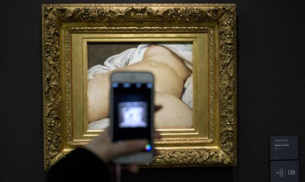 Facebook podrá ser demandada en Francia por eliminar cuenta de usuario que publicó foto de pintura de Courbet - Noticias de redes sociales