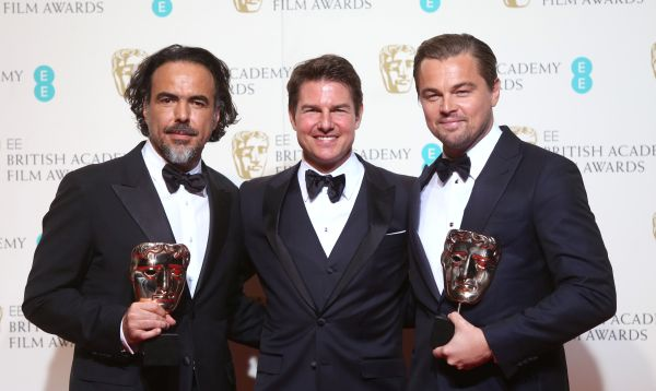 González Iñárritu y 'The Revenant' dominan los BAFTA - Noticias de tom hardy