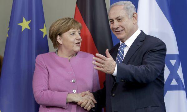 Merkel advierte contra cierres fronterizos y dice luchará por plan UE-Turquía - Noticias de benjamin netanyahu