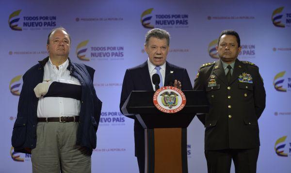 Colombia cambia director de la Policía en medio de escándalo sexual - Noticias de carlos palomino