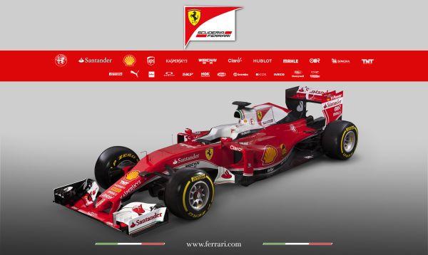Ferrari desvela su SF16-H, un guiño a los años setenta - Noticias de james hunt