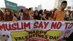 Prohíben celebraciones de San Valentín en Indonesia - Noticias de banda aceh