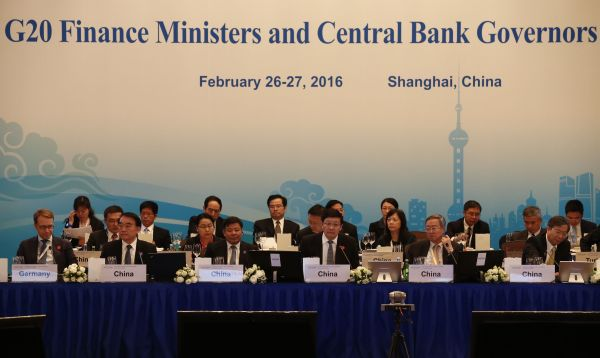 China busca restaurar confianza en reunión del G20 en medio de falta de mayor unidad política - Noticias de lou jiwei