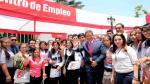 MTPE: Más de 60 empresas ofertarán 6,000 vacantes de empleo formal - Noticias de daniel romero