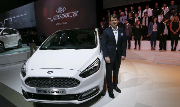 Ventas de Ford y Fiat Chrysler suben fuerte en EE.UU. en febrero - Noticias de jim farley
