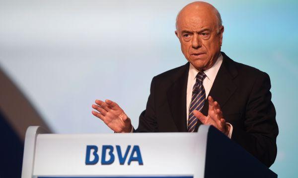 Francisco González es reelegido presidente del BBVA hasta 2019 - Noticias de francisco gonzalez