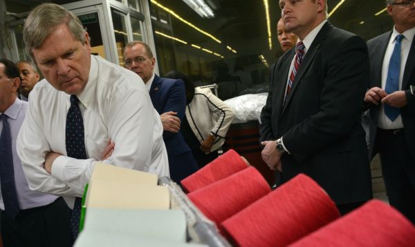 Secretario de Agricultura de EE.UU. visitó Creditex en busca de profundizar TLC bilateral - Noticias de creditex
