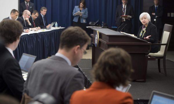 Janet Yellen: previsiones de comité de la Fed no han cambiado mucho desde diciembre - Noticias de reserva