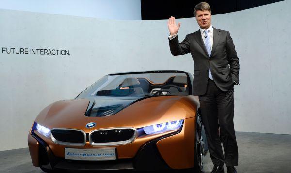 BMW apuesta en el futuro por carros eléctricos, conectividad 100% y auto-conducción - Noticias de automóviles deportivos