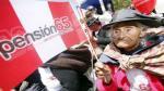 Pensión 65 responde denuncia: no se cobró depósitos a adultos mayores fallecidos - Noticias de jose villalobos