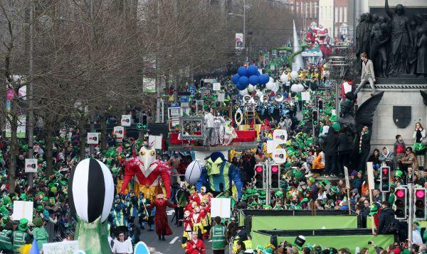 Dublín celebra día de San Patricio con multitudinario desfile - Noticias de pobreza