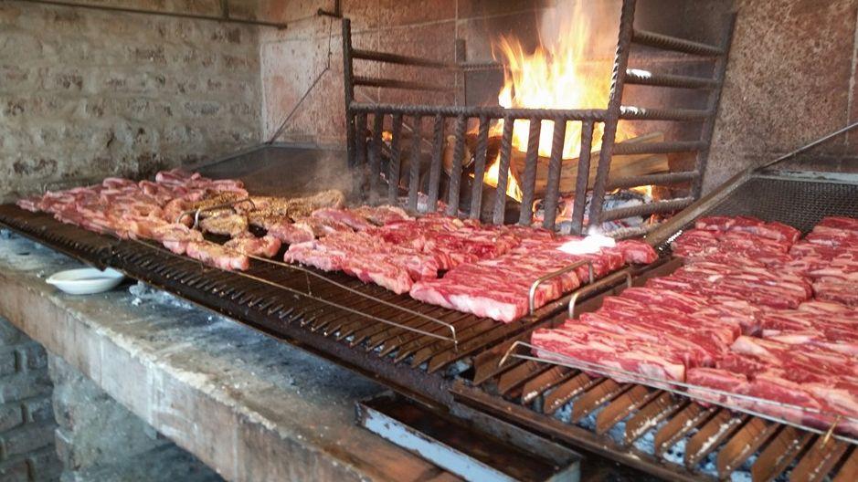 Gastronom a uruguaya el encanto de las parrillas a la - Parrilla de la vanguardia ...