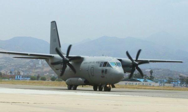 Aviones militares peruanos volarán en cielo de Chile - Noticias de desastres