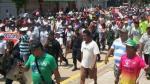 Gobierno anuncia fin de medida de fuerza en Ucayali - Noticias de juan ortiz