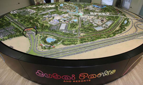 Dubai construirá un Six Flags en complejo de parques - Noticias de parque tematico