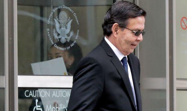 FIFA: Expresidente hondureño Rafael Callejas se declara culpable - Noticias de rafael callejas