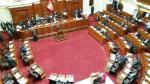 Pleno del Congreso debatirá retiro de fondos de AFP tras las elecciones - Noticias de luis iberico