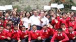 Minedu: 1,600 estudiantes de COAR inician clases con programa de Bachillerato Internacional - Noticias de jaime saavedra chanduvi