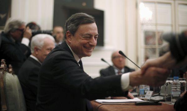 Mario Draghi advierte sobre débil panorama económico global - Noticias de mario draghi