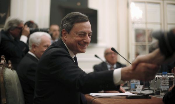 Mario Draghi advierte sobre débil panorama económico global - Noticias de banco central de reserva