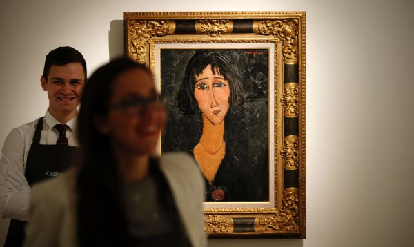 "Decomisan un Modigliani escondido en Ginebra tras revelaciones de ""Panama Papers"" - Noticias de franco canadiense"