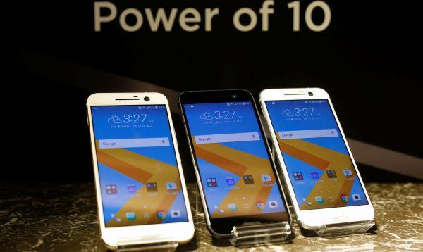 HTC presenta nuevo smartphone HTC 10 con mejor cámara - Noticias de smartphones